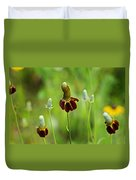 The Mexican Hat Flower Duvet Cover