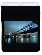 The Millennium Bridge Duvet Cover