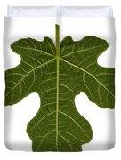 The Mission Fig Leaf Duvet Cover