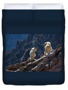 The Mountaineers Duvet Cover
