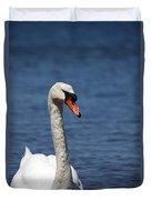 The Mute Swan Duvet Cover