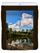 The Naked Tree Duvet Cover