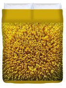 The Nature Of A Sunflower Duvet Cover