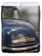 The Ol' Chevy Duvet Cover