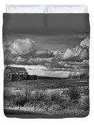 The Old Homestead Duvet Cover