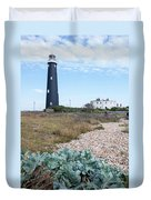 The Old Lighthouse Duvet Cover