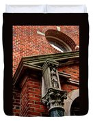 The Old North Church Duvet Cover