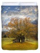 The Old Oak Tree Duvet Cover