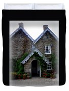 The Old Rectory At St. Juliot Duvet Cover
