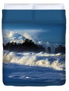 The Olympic Blues Duvet Cover