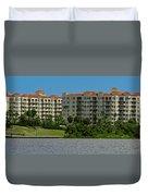 The Ormond Hotel Duvet Cover