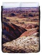 The Painted Desert  8023 Duvet Cover