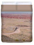 The Painted Desert  8042 Duvet Cover
