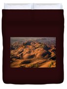 The Painted Dunes Duvet Cover