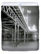 The Palace Pier Duvet Cover