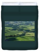 The Palouse 1 Duvet Cover