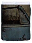 The Passenger  Duvet Cover