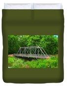 The Pony Bridge Duvet Cover