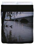 The Potomac Rivers Duvet Cover