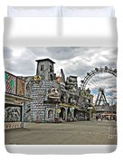 The Prater In Vienna Duvet Cover