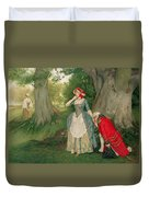 The Proposal Duvet Cover