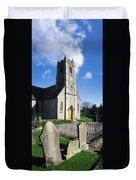 The Protestant Church, Delgany, Co Duvet Cover