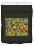 The Pumpkin Patch Duvet Cover