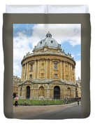 The Radcliffe Camera Duvet Cover