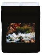 The River Duvet Cover