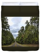 The Road Ahead Duvet Cover