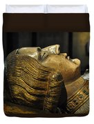 The Royal Tomb Of Count Gerard Van Gelder Iv Duvet Cover