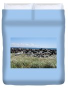 The Rugged Coast Duvet Cover