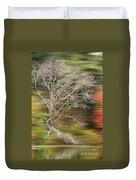 The Running Tree Duvet Cover