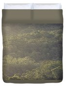 The Schlerophyll Forest Canopy Duvet Cover