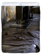 The Sewing Machine Duvet Cover