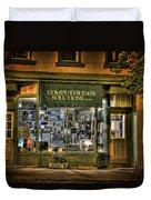 The Shop Duvet Cover