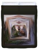 The Spirit Of Four Seasons Duvet Cover