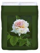 The Splendor Of The Rose Duvet Cover