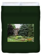 The Stone Cottage Duvet Cover