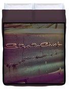 The Strat Duvet Cover