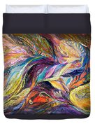The Streams Duvet Cover
