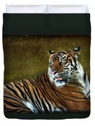 The Sumatran Tiger  Duvet Cover