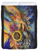 The Sunflower ... Visit Www.elenakotliarker.com To Purchase The Original Duvet Cover