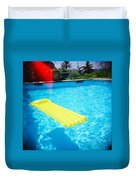 The Swimming Pool Duvet Cover