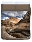 The Tanks Duvet Cover