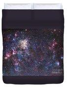 The Tarantula Nebula Duvet Cover
