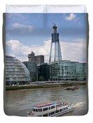 The Thames London Duvet Cover