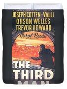 The Third Man  Duvet Cover