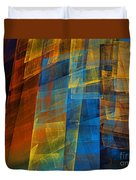 The Towers 2 Duvet Cover