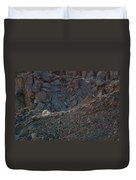 The Uphill Road Duvet Cover